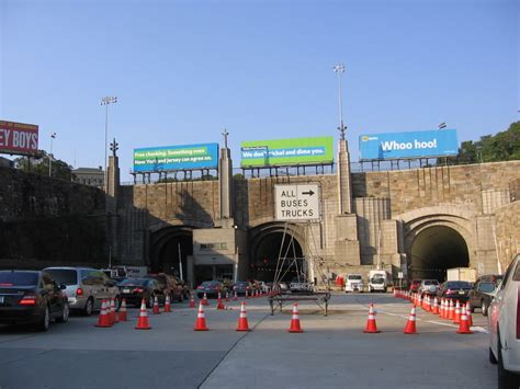 lincoln nj panoramio photo of lincoln tunnel entrance new jersey