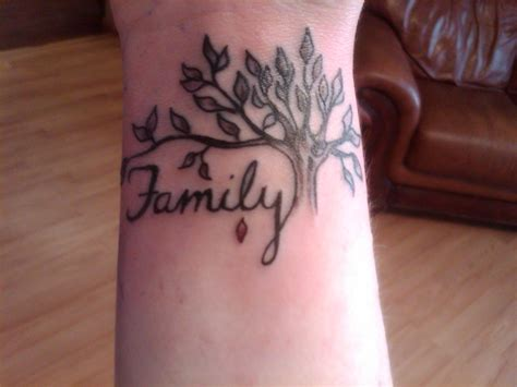 family related tattoos family tree tattoos designs ideas and meaning tattoos