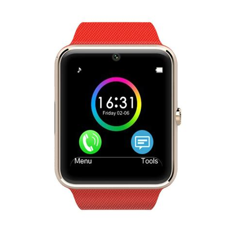 smartwatch android smartwatch gt08 bluetooth smart for apple iphone samsung android phone relogio inteligente