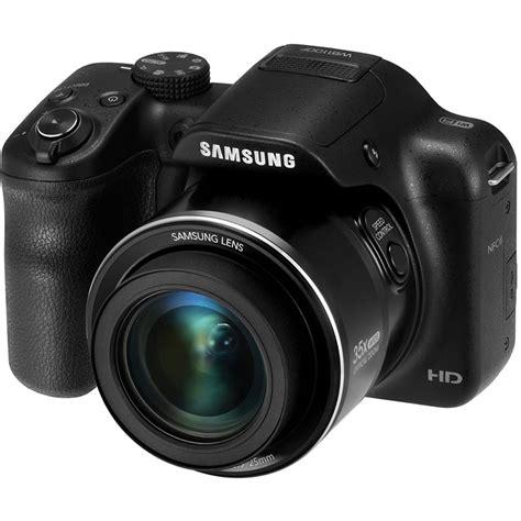 Kamera Samsung Wb1100f samsung wb1100f smart digital black ec