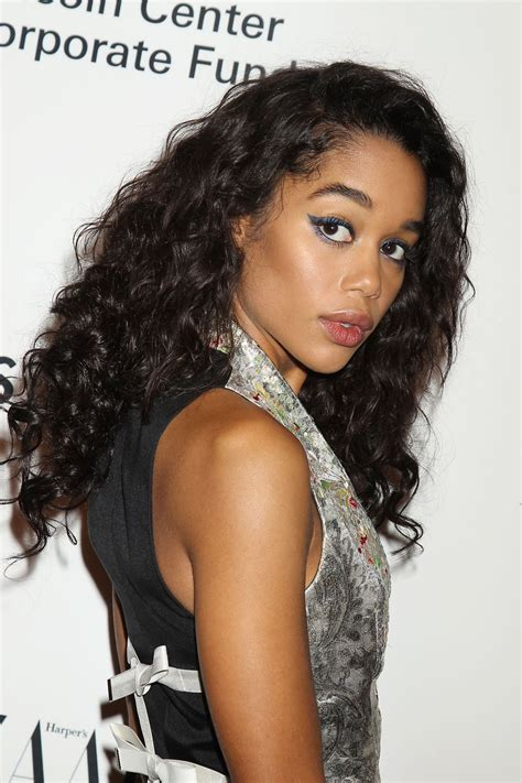 laura harrier hawtcelebs laura harrier at lincoln center corporate fund gala in new