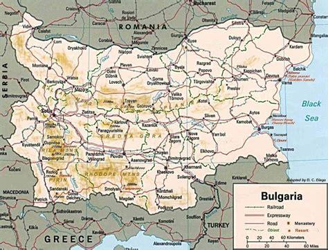 countryguide bulgaria