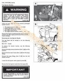 bobcat 763 763h repair manual skid steer loader