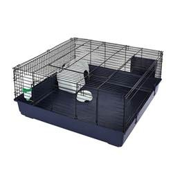 Where To Buy Rabbit Hutch Massive Indoor Square Rabbit Amp Guinea Pig Cage By Little