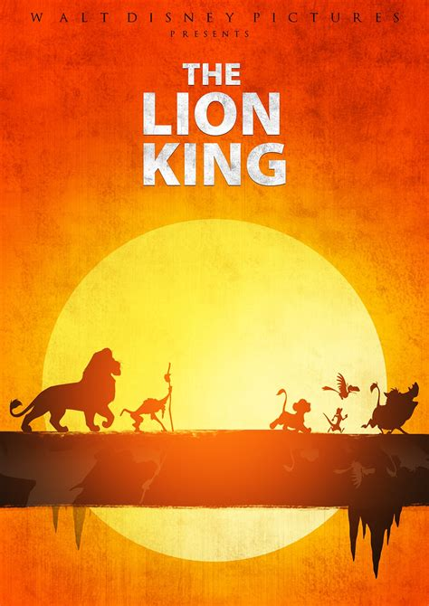 video film lion king the lion king 1994 posters the movie database tmdb