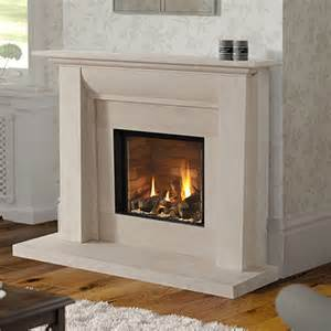 Gas Fires And Surrounds The Firegrate P4 In Stokesay Gas Package Cj