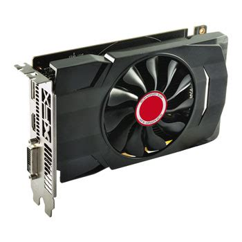 Xfx Radeon Rx 550 2gb Ddr Rx 550p4sfg5 1 xfx amd radeon rx 550 4gb dual slot single fan graphics card ln80995 rx 550p4sfg5 scan uk