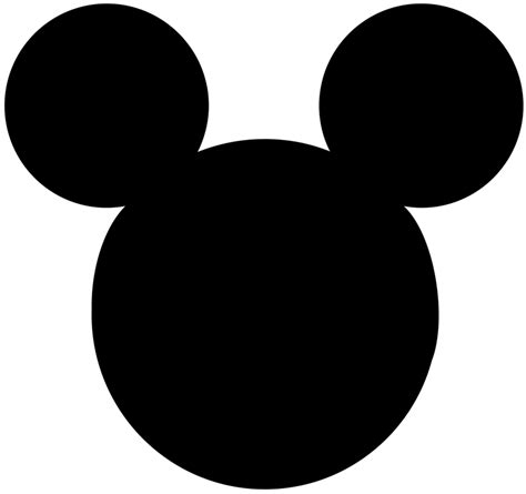 picture of mickey mouse ears cliparts co