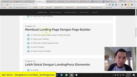 tutorial membuat website dengan wordpress xp tutorial membuat landing page di wordpress paling mudah