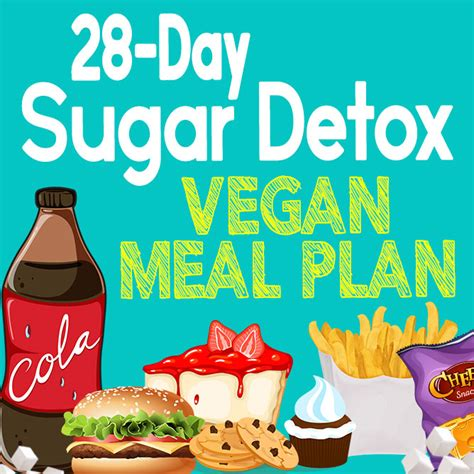 Vegetarian Sugar Detox by Food