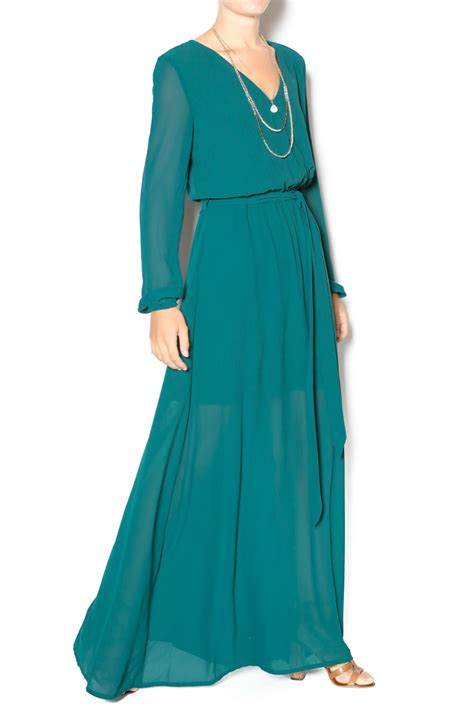 Maxi Lusiana sleeve maxi from louisiana by boutique forty six