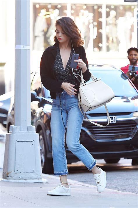 Selena Gomez Style File 2017   Marie Claire Australia