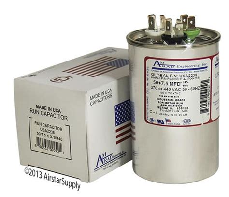 trane capacitor warranty airstar supply solutions for today s hvac problems