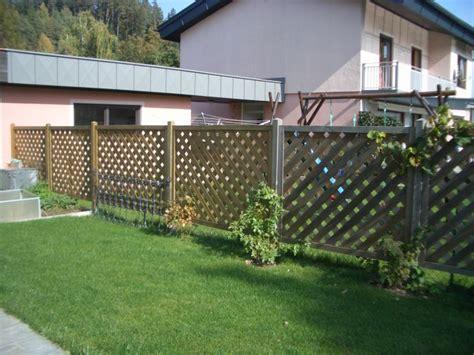 veranda zaun 1000 ideas about sichtschutz holz on privacy
