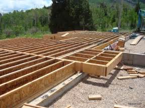 Engineered Floor Joists I Joist Johns Building Supplies