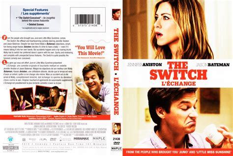 the switch dvd release date march 15 2011 the switch movie dvd scanned covers the switch l change english french f dvd covers