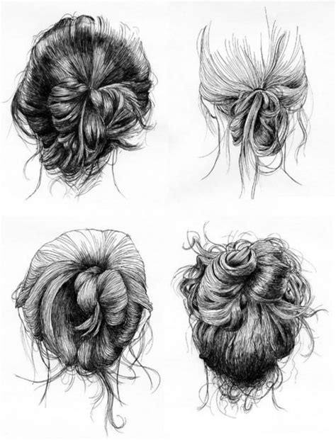 Drawing tips the hair on pinterest how to draw hair drawing hair