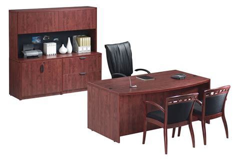 ndi office furniture ndi office furniture executive bow front desk w lateral