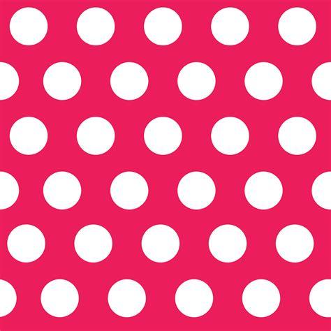 wallpaper pink dots neon pink polka dot wallpaper