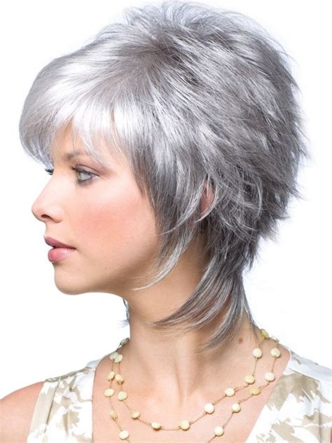 gray shag haircuts 47 best hair beauty maybe images on pinterest