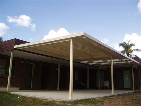 flat roof awning amoroso home improvements sydney nsw gallery pergolas decks screen enclosures