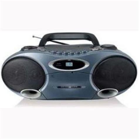 cassette player boombox buydig memorex cd mp3 boombox with cassette player