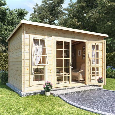 Log Cabin Summer House Uk by Billyoh Skinner Log Cabin Summerhouse Summer Houses