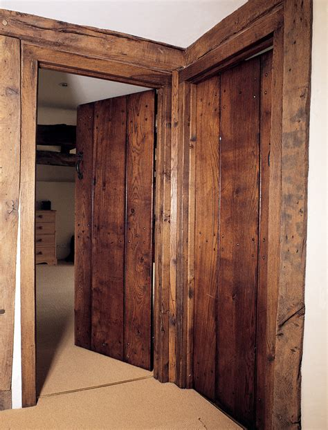 Plank Interior Doors Ledge Brace Interior Doors No 2 The West Sussex Antique Timber Company Limited