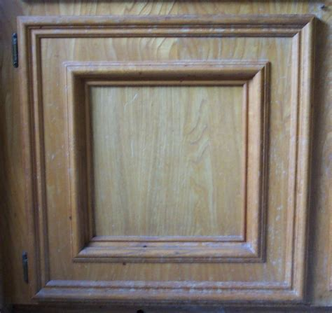 make a kitchen cabinet door similar to a picture