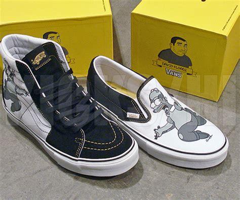 Harga Vans X The Simpsons vans