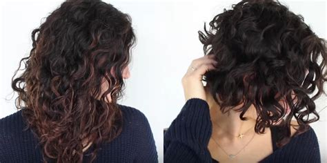 curly haircuts austin tx my long to short wavy haircut