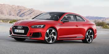 Rs5 Audi The 2018 Audi Rs5 Does Something Aggressively Different