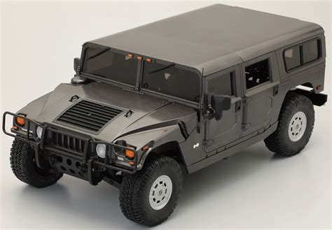 1 8 Paint Engine Scale hummer h1 rc model car 1 8 scale de agostini modelspace