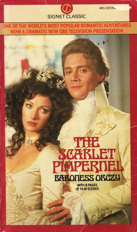 Pdf Scarlet Pimpernel Signet Classics by The Scarlet Pimpernel Like Zorro But In Revolutionary
