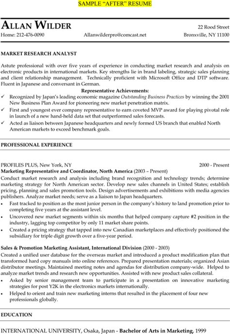 market research analyst resume sle marketing research analyst resume free pdf