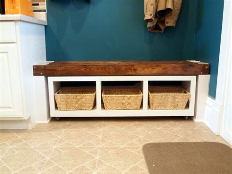 built in bench mudroom rolling mudroom bench with cubbies reality daydream