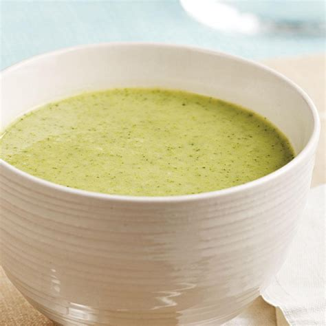 Starter Home Plans by Pureed Broccoli Soup Recipe Eatingwell