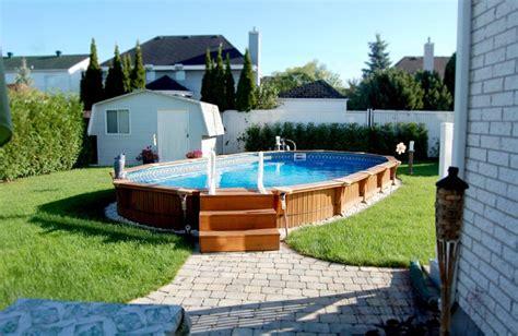 semi above ground pool designs joy studio design gallery semi inground pool decks design joy studio design