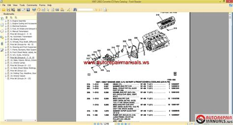 car repair manuals online free 1969 chevrolet corvette seat position control chevrolet corvette c5 5 7l 1997 2002 parts manual auto repair manual forum heavy equipment