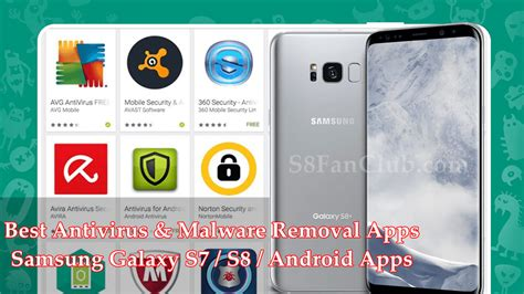 can androids get viruses 10 best antivirus for galaxy s8 and s8 plus axeetech