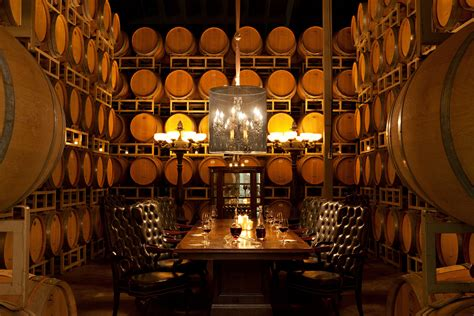 the barrel room vintage wine raymond vineyard and cellar