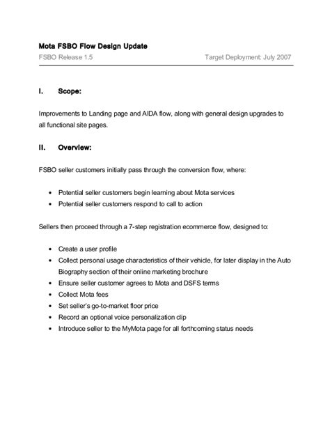 web based workflow fsbo web based workflow document sle