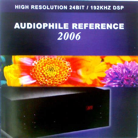Audiophile Reference 2006 audiophile test cd gt audiophile reference 2006