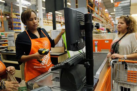 home depot investigating massive hack customer data
