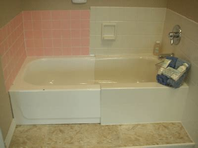 bathtub and wall liners executive tub refinishing acrylic bath system saint