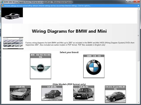 wds bmw wiring diagram system model selection wiring diagram