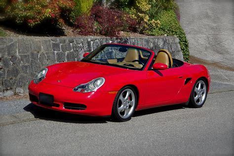 Porsche Boxster S 2001 by 2001 Porsche Boxster S Corcars