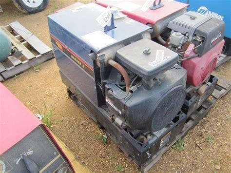 lincoln ranger 8 ac dc welder gas eng j m wood auction