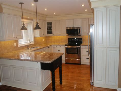 custom kitchen renovation in thornhill canadiana