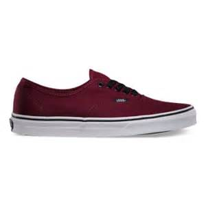 maroon color vans burgundy shop burgundy at vans